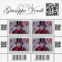 2013 Bicentenary of the Birth of Giuseppe Verdi