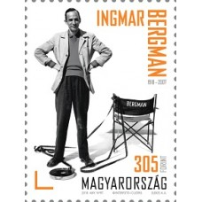 2018 Ingmar Bergman was born 100 years ago