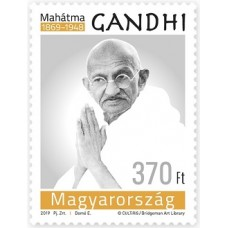 2019 Mahatma Gandhi was born 150 years ago